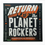 LP - ✫✫ THE PLANET ROCKERS ✫✫ Return Of The Planet Rockers